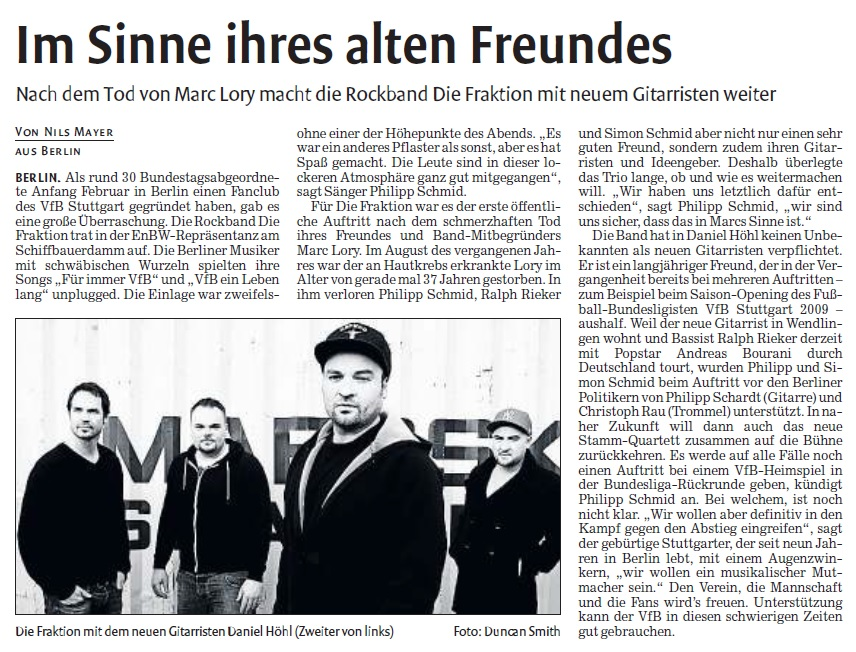 News Stuttgarter Nachrichten