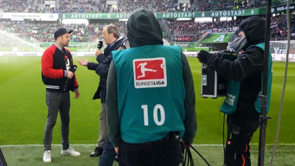 Philipp zu Gast bei SKY